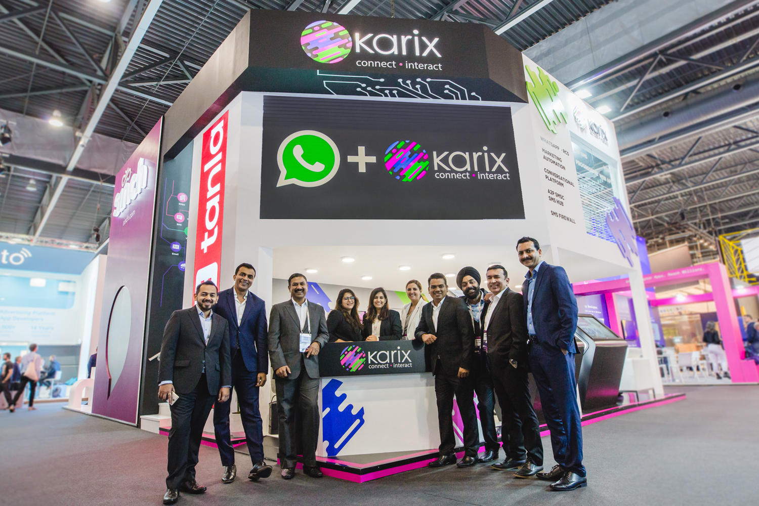 Highlights From Mobile World Congress 2019