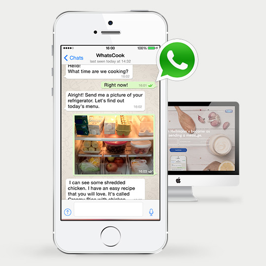 Whatscook Whatsapp Chef Marketing