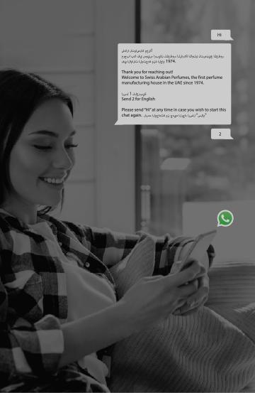 Swiss Arabian Engaging Customers Across The Globe With Whatsapp Business